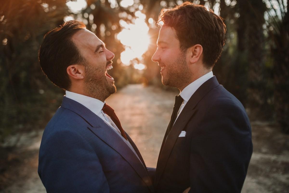 Bodas con encanto: Antonio & Niels