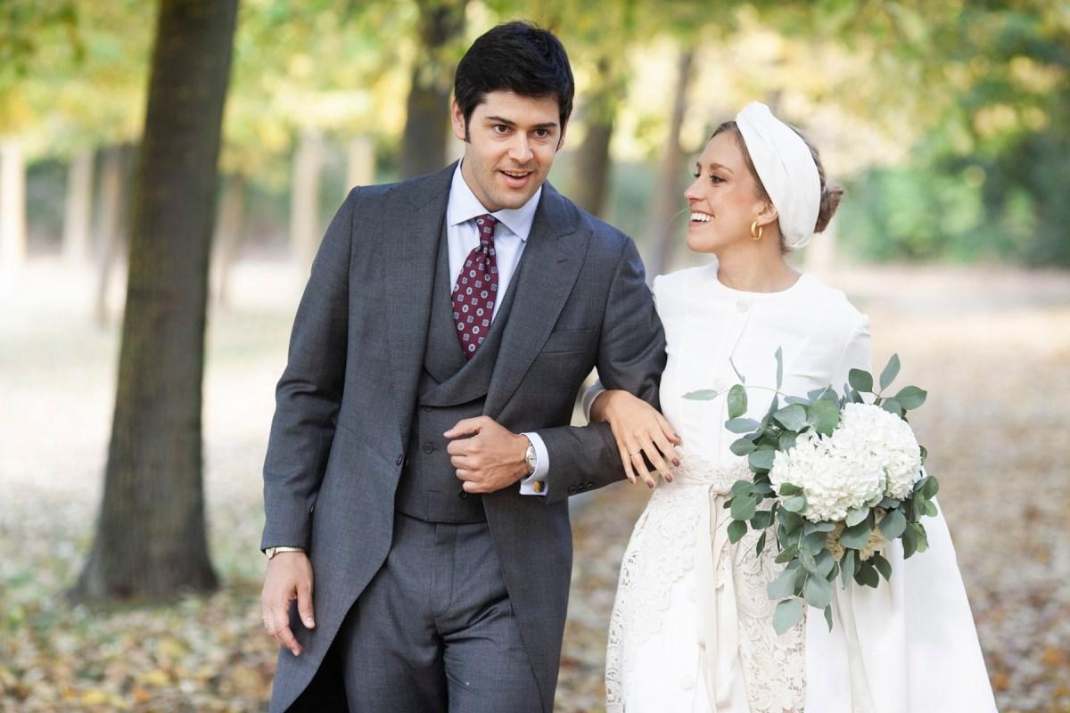 La boda de Covadonga y Miguel en Burgos