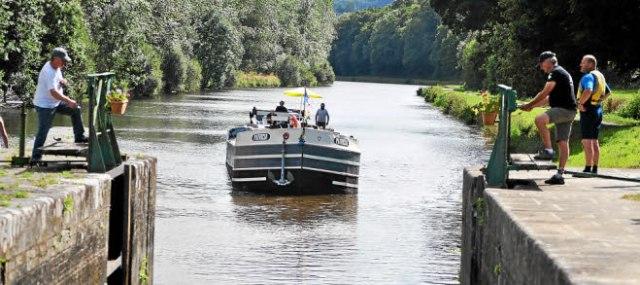 Canal : plus de 181.000 passages de janvier à août