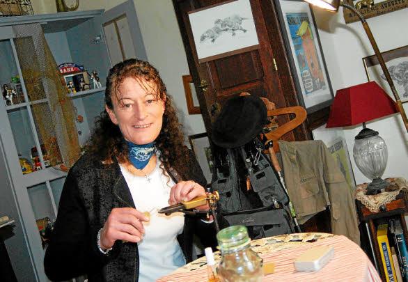 Après « Retours de pêche », Nathalie Siad compte publier un roman en 2018