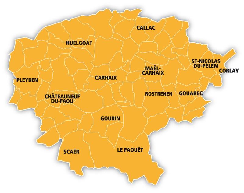 Le Poher est diffusé sur tout le Centre-Bretagne