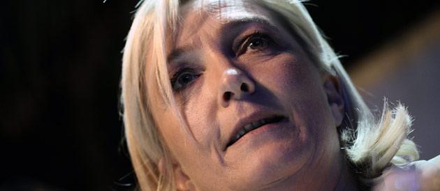 INTERVIEW - Marine Le Pen :