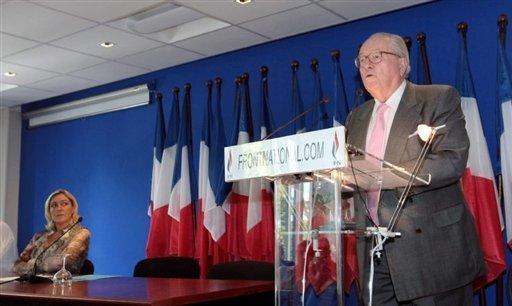 Le Pen prédit le