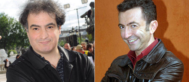 Raphaël Mezrahi et Gérald Dahan succèdent à Stéphane Guillon
