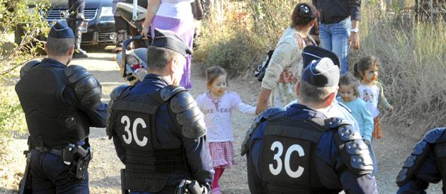 ROMS - Le Parlement européen demande à Paris de suspendre les expulsions