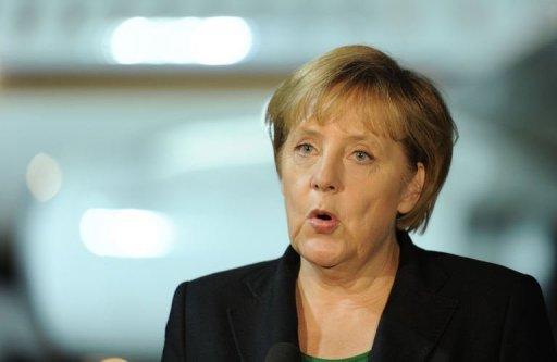 """Allemagne: le modèle multiculturel a """"totalement échoué"""", selon Merkel"""