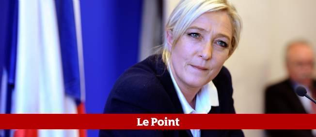 """Marine Le Pen juge Eva Joly """"illégitime"""" pour la présidentielle"""