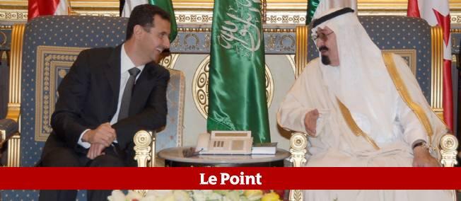 """""""Le Golfe ne veut pas de démocratie en Syrie"""""""