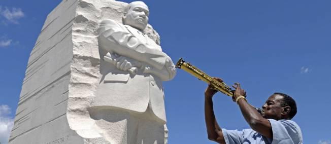 L'Amérique s'apprête à célébrer Martin Luther King