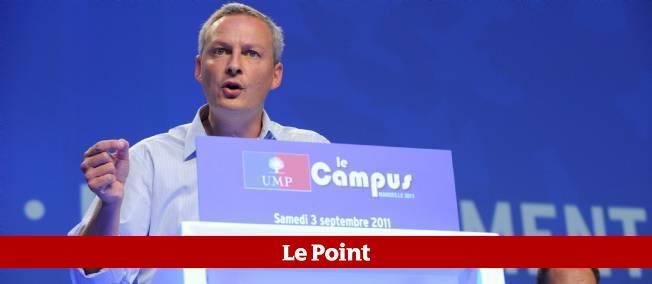 Campus de l'UMP : Le Maire rode son projet pour 2012