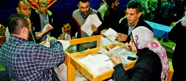 Les islamistes sont d'ores et déjà les grands gagnants des premières élections post-Moubarak en Égypte.