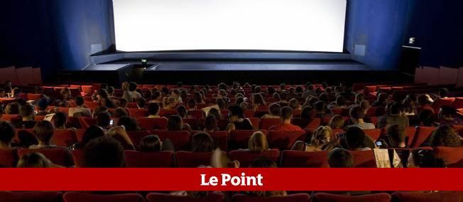 Salle de cinéma Projection