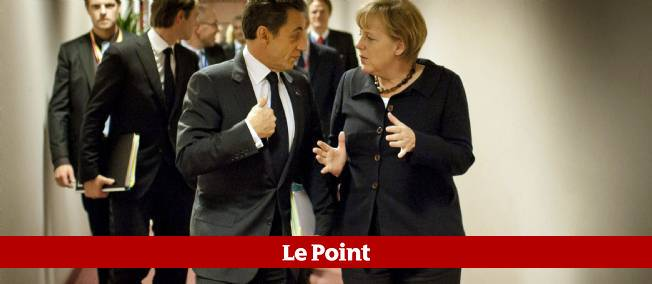 Angela Merkel et Nicolas Sarkozy vont devoir faire front commun en 2012 s'ils veulent définitivement tourner la page de la crise de la dette.