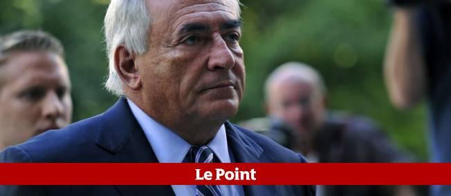 Dominique Strauss-Kahn le 23 août dernier.