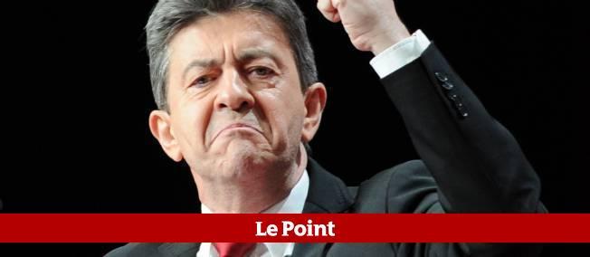 L'entourage de Jean-Luc Mélenchon regrette que le candidat, tenu au silence à quelques heures du scrutin, ne puisse se défendre après la publication d'une photo embarrassante.