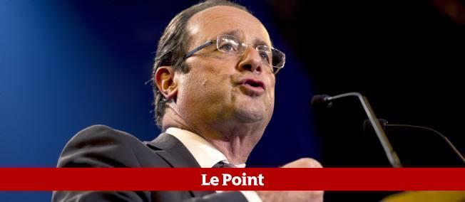 François Hollande pourrait récupérer une partie des voix de Marine Le Pen.