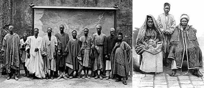 """5 mai 1889. Quatre cents """"nègres"""", Kanaks et Annamites sont les stars de l'Expo universelle"""
