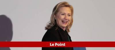 Hillary Clinton en avril 2012.