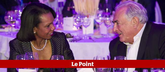 Invasion of privacy? 2012/09/24 Condoleezza Rice and Dominique-Strauss-Kahn in Ukraine