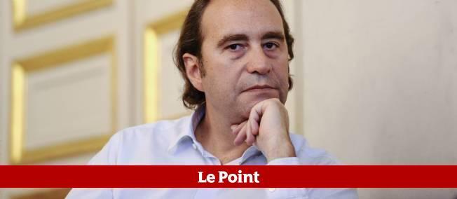 Xavier Niel, patron d'Iliad, la maison mère de Free. © Christophe Morin / Maxppp