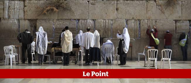 """Le mur des Lamentations est l'épicentre du """"syndrome de Jérusalem""""."""