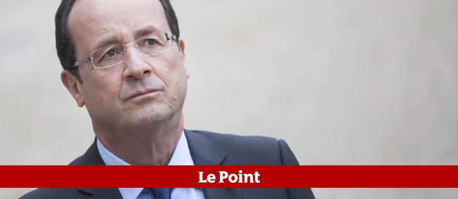 François Hollande, le 14 novembre 2012, à Paris.