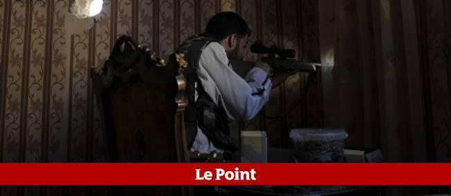 Deux handicapés mentaux ont été tués par des snipers à Alep.