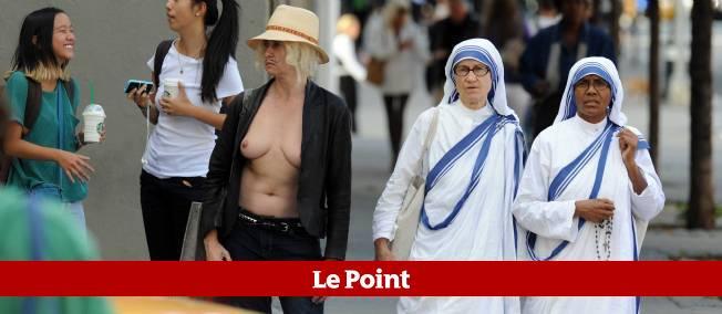 À New York, les femmes autorisées à se balader seins nus