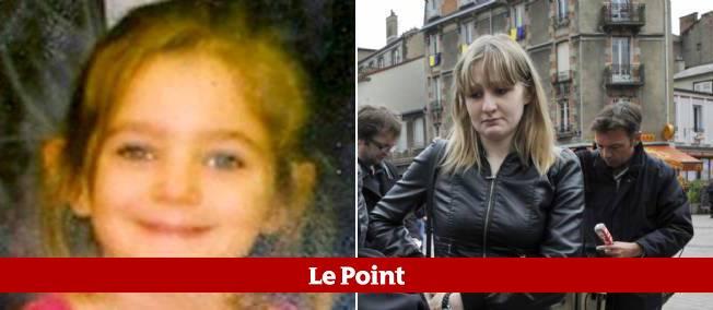 La petite Fiona, disparue le 12 mai dernier, et sa mère, Cécile Bourgeon, ici le 16 mai.