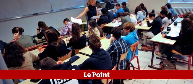 """Selon Jean-Pierre Demailly, les programmes de science au collège """"semblent être là uniquement pour donner le change et masquer la faible rationalité des contenus.""""(Photo d'illustration)."""