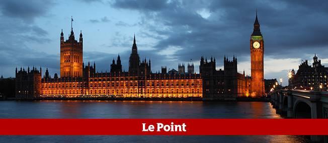 Grande Bretagne Le Palais De Westminster Pourrait