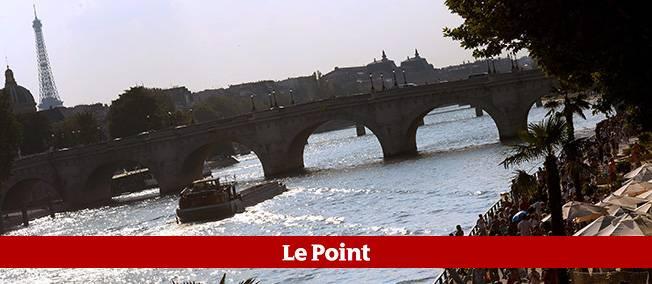 L'édition de Paris Plages 2013 ou comment allier patrimoine, monuments et farniente au bord de l'eau sous les palmiers.