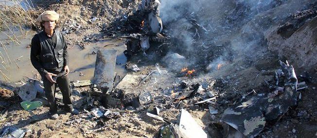 Selon l'armée américaine, l'État islamique n'aurait pas abattu l'avion jordanien.