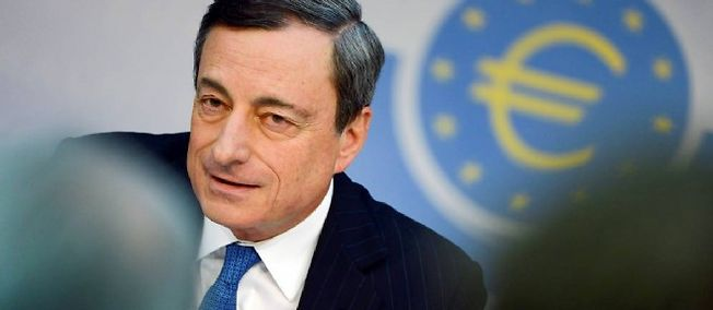 Mario Draghi s'apprête à procéder au rachat de la dette publique par la BCE.