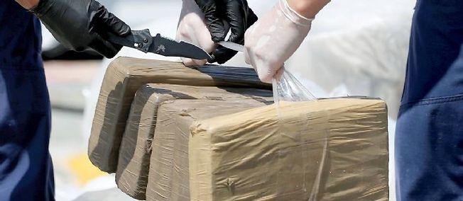 Des gardes-côtes américains embarqués sur un navire de guerre canadien ont saisi plus d'une tonne de cocaïne le 1er mars lors d'une patrouille dans la mer des Caraïbes. Photo d'illustration.