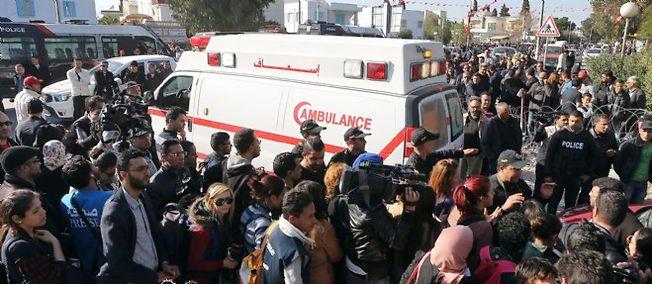 L'attaque du musée du Bardo à Tunis a duré environ quatre heures mardi en début d'après-midi.