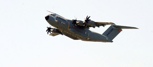 Le crash d'un avion de transport militaire A400M a fait 4 morts le 9 mai dernier à Séville, photo d'illustration.