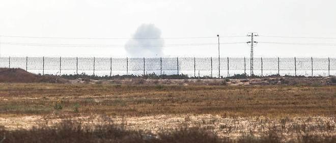 Le 2 juillet, des combattants de la branche égyptienne de l'EI ont lancé une série d'attentats coordonnés contre des points de contrôle de l'armée dans le nord du Sinaï.