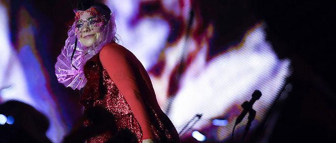 En plus de La Route du Rock, Björk a aussi annulé son passage au Pitchfork Festival de Paris début novembre.