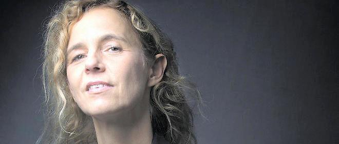 L'écrivaine Delphine de Vigan, ici le 19 octobre à Paris, reçoit le prix Renaudot pour son roman