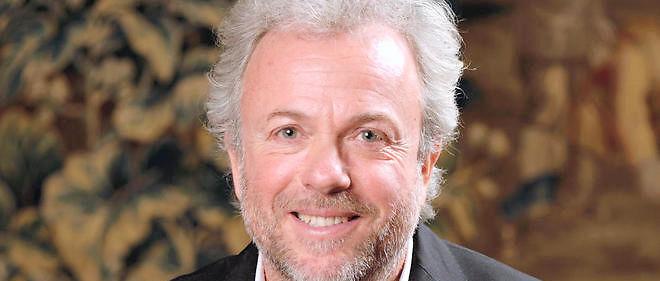 """L'écrivain Frédéric Lenoir, auteur de """"La Puissance de la joie""""."""