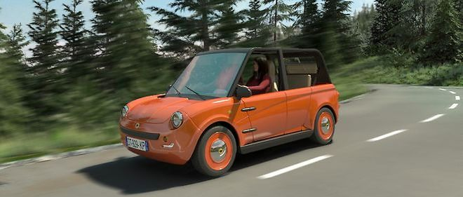 Bee Bee XS Lautre Mhari Lectrique Automobile