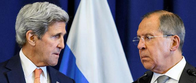 La trêve conclue par le secrétaire d'État américain John Kerry et le ministre des Affaires étrangères Sergueï Lavrov est prévue pendant 48 heures.