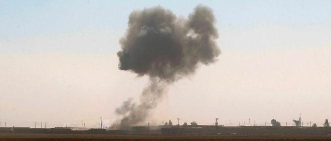 Une attaque à la voiture piégée par Daech en Irak. Image d'iillustration.