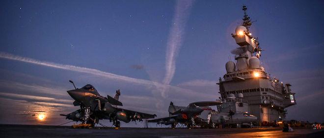Budget militaire : la France dépensera plus que la Russie en 2017