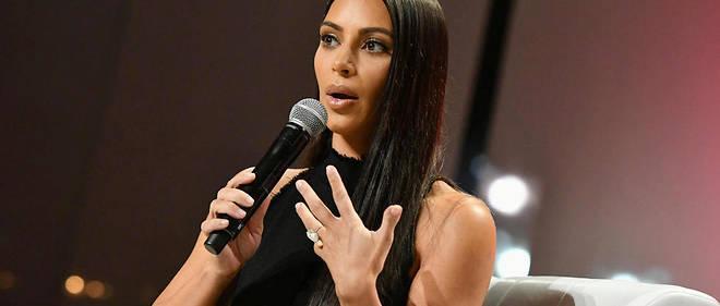 Braquée à Paris, Kim Kardashian fait désormais profil bas sur les réseaux sociaux.