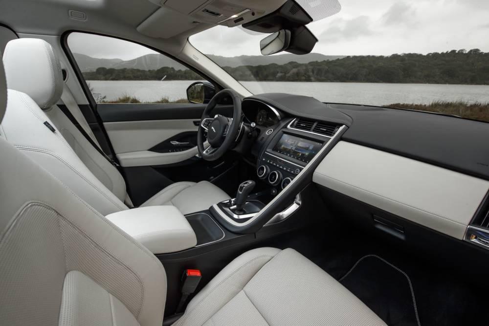 Jaguar E Pace En Plein Dans Le Mille Automobile