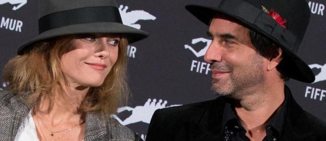 Vanessa Paradis et Samuel Benchetrit, récit d'une romance.