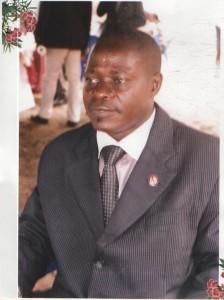 Mamery Soumahoro député suppléant de Man réclame la place du défunt Bamos.(PH: G. David)