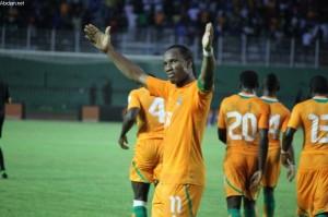 Les Eléphants, à l'image de leur capitaine, Didier Drogba sont très attendus (Ph: Dr)